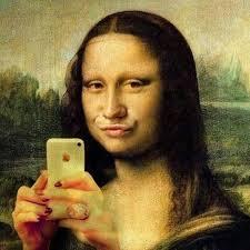 selfie post