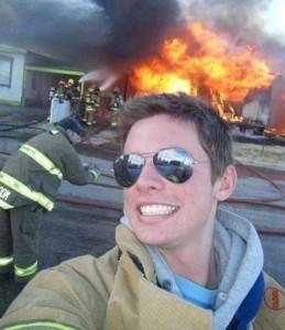 worst selfie- profie