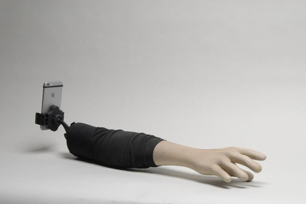 selfie stick arm