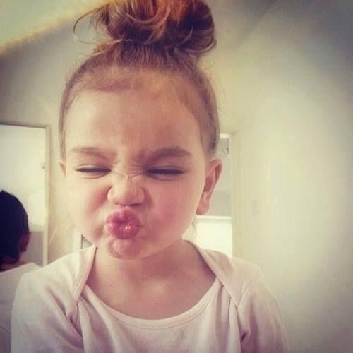lips selfie