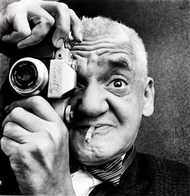 Richard Sandler selfie