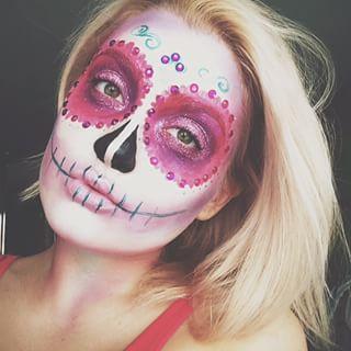 halloween selfie