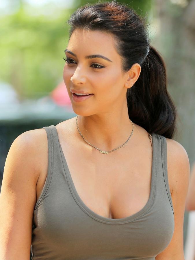 casual Kardashian