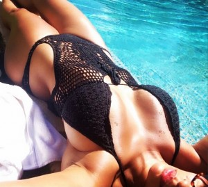 hot bikini selfie summer 2016