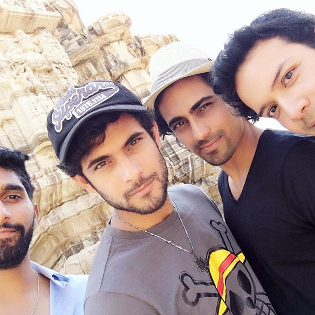 Chittorgarh Fort selfie