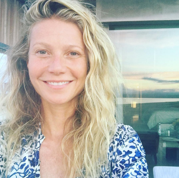 GWYNETH PALTROW make up free