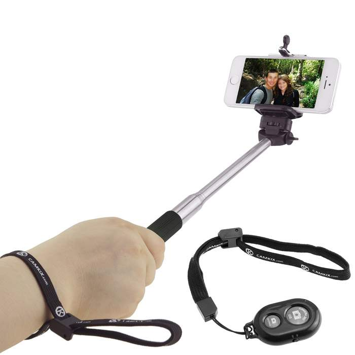 What you don't know about selfie stick