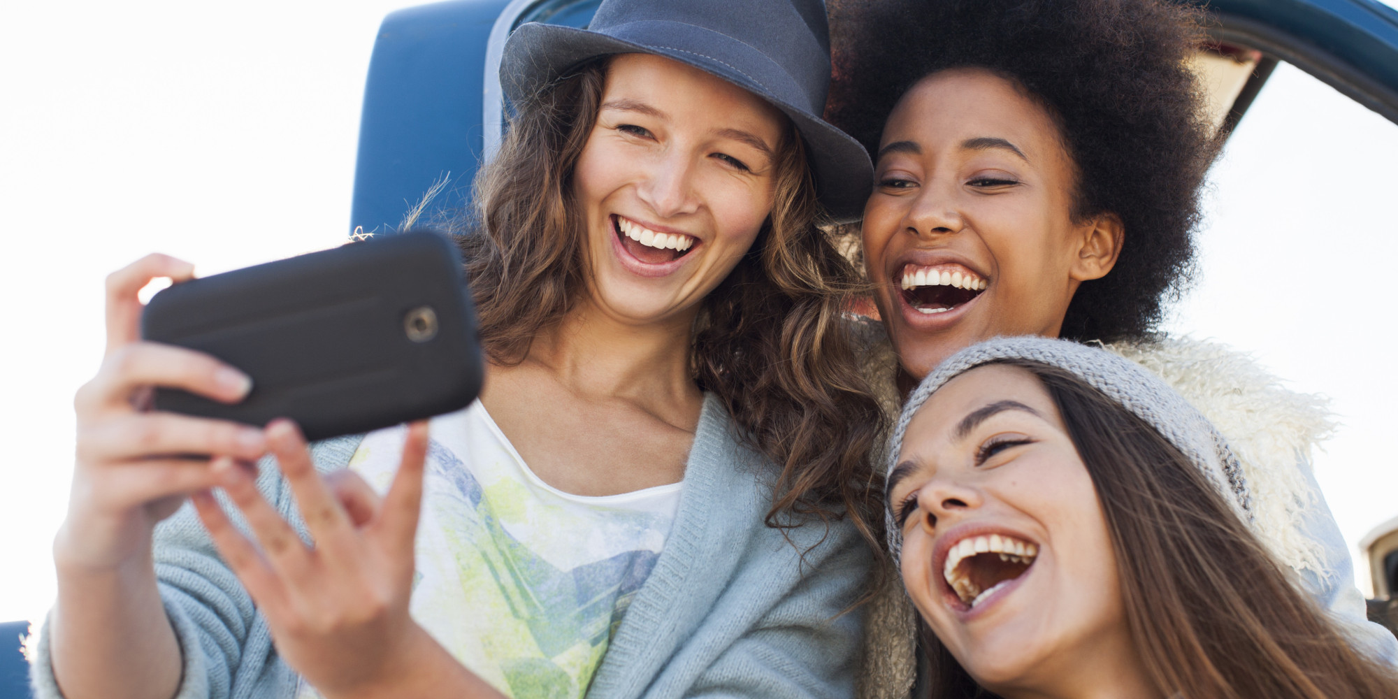 What your selfies can tell about your personality