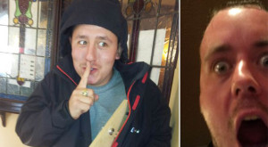 Two men were sentenced because of a selfie