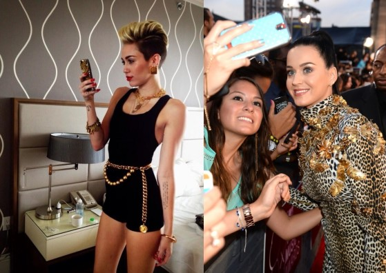 how to take a selfie with celebrity