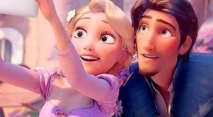 rapunzel-and-flynn-ryder-selfie