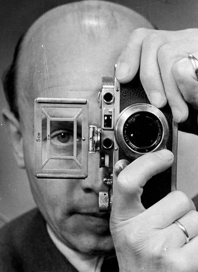 Otto Umbehr selfie