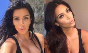 kim kardashian fishgape