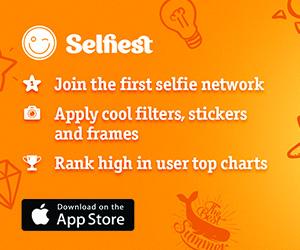 selfiest app for selfie contests free download