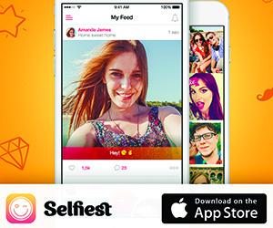 selfiest photo app