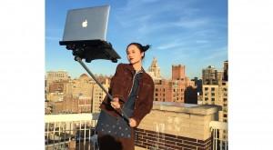 MacBook selfies main