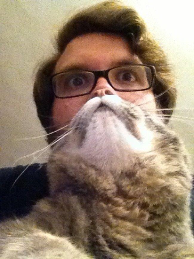 Mood Bomb Selfies