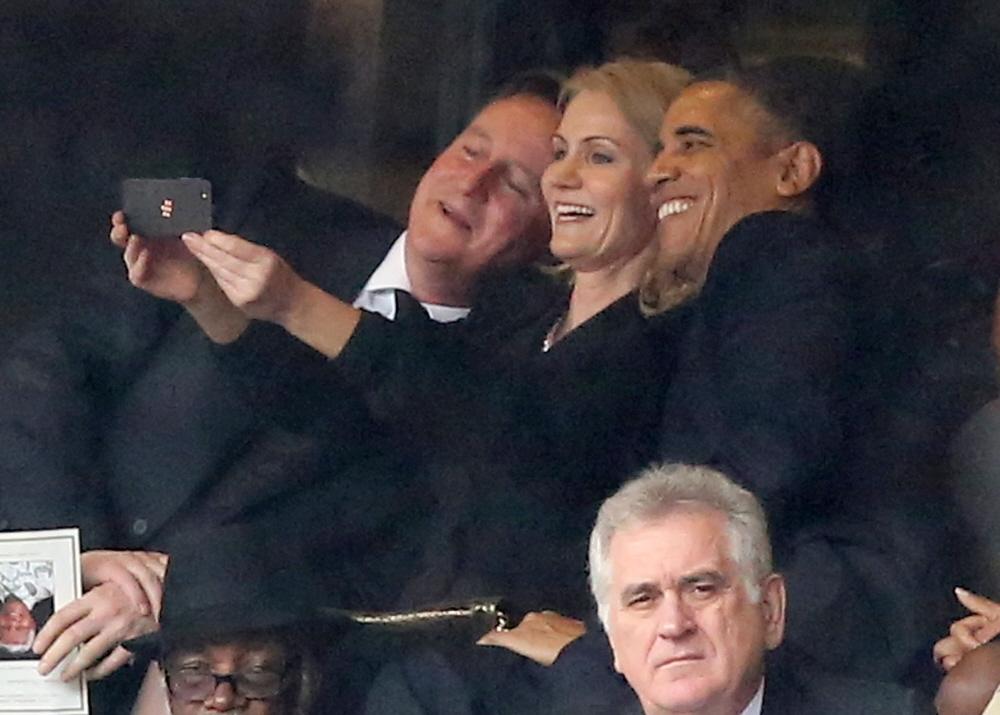 Big Moment Selfies