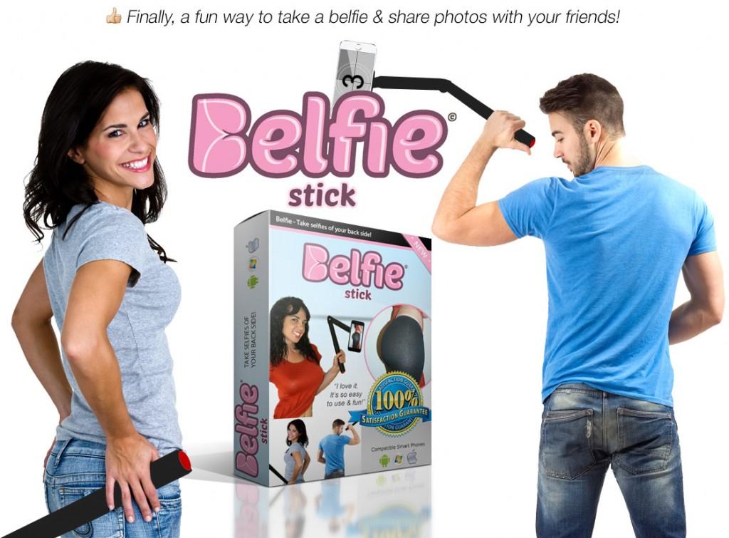 unusual selfie gadgets belfie stick