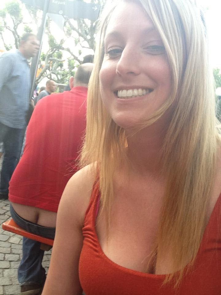 Worst Selfies in public places