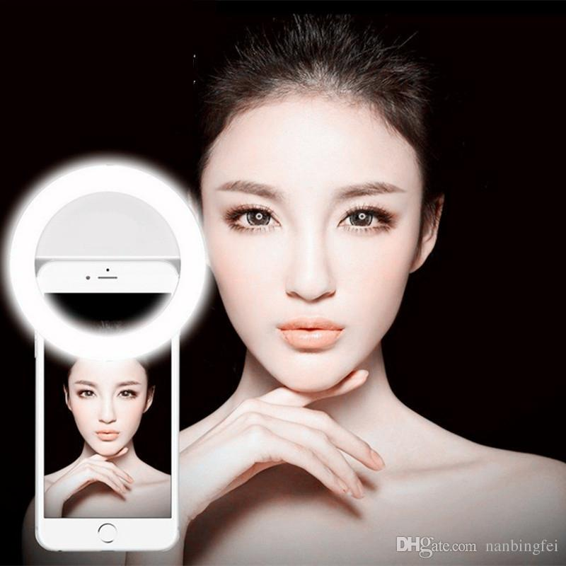 New devices for perfect selfies clip light