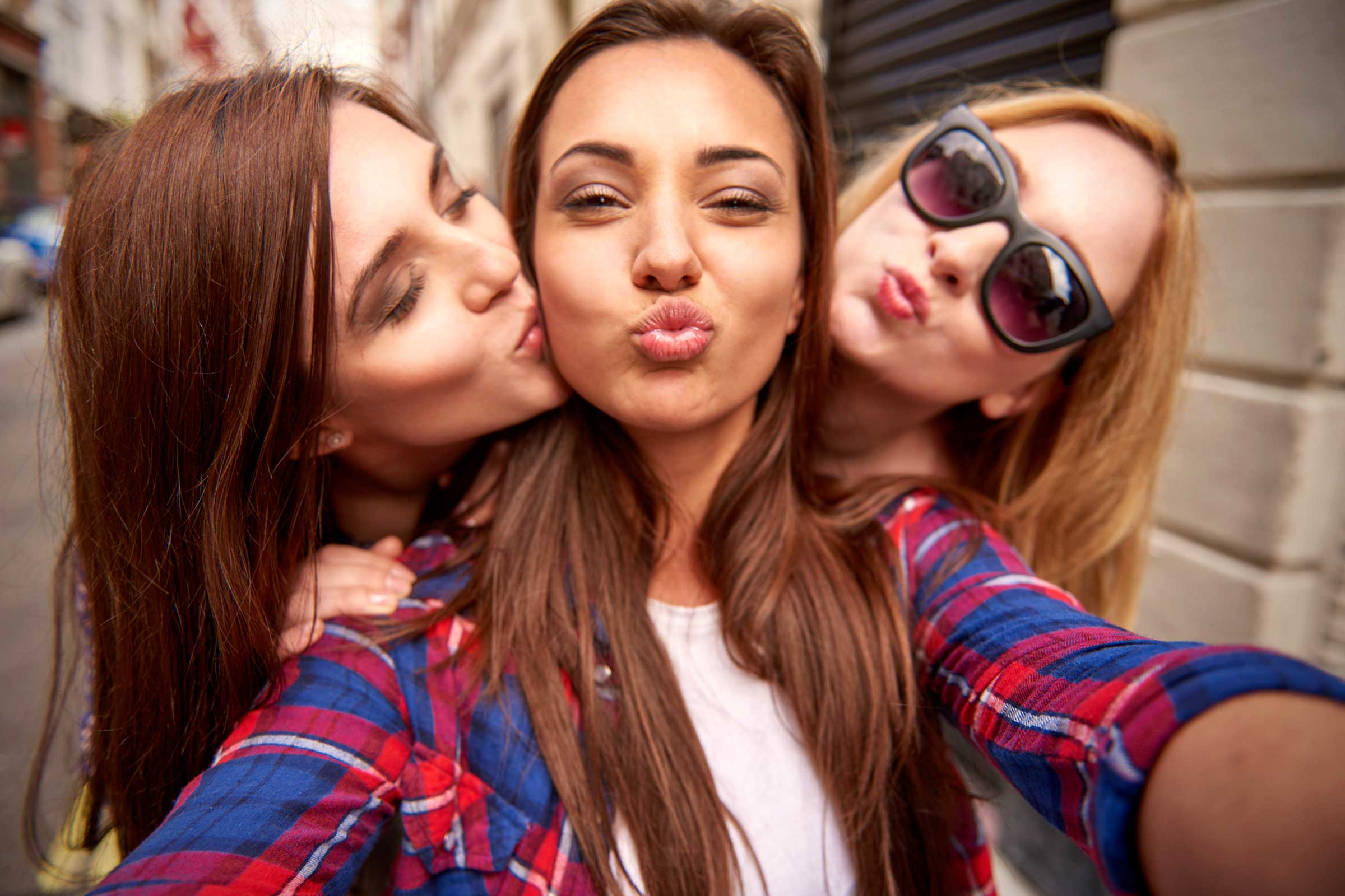 Facts about girls selfies