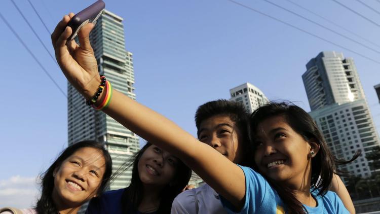Selfie Capital of the World