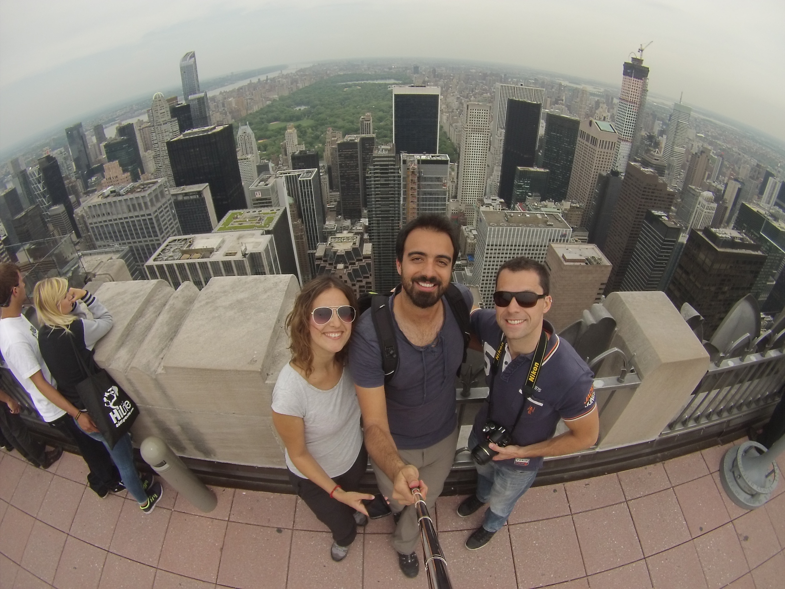 popular places for selfies empire state building usa new york